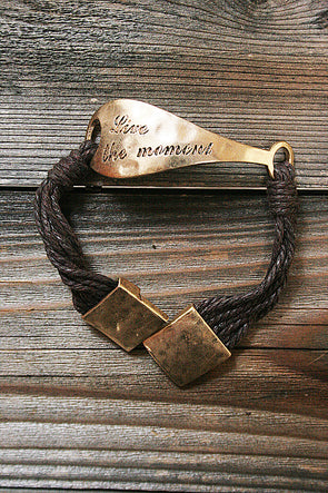 Live The Moment Bracelet - Southern Girl
