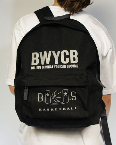 B.U.S 'BWYCB' Backpack (3 Colours)