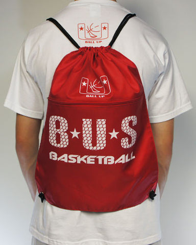 B.U.S 'Carbon Phyber' Drawstring Bag (3 Colours)