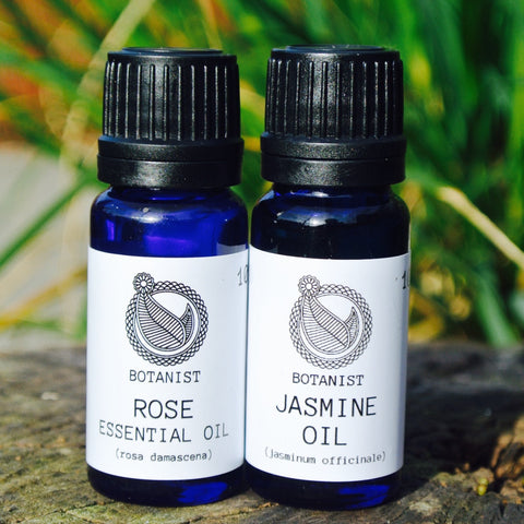 Rose and Jasmine Set