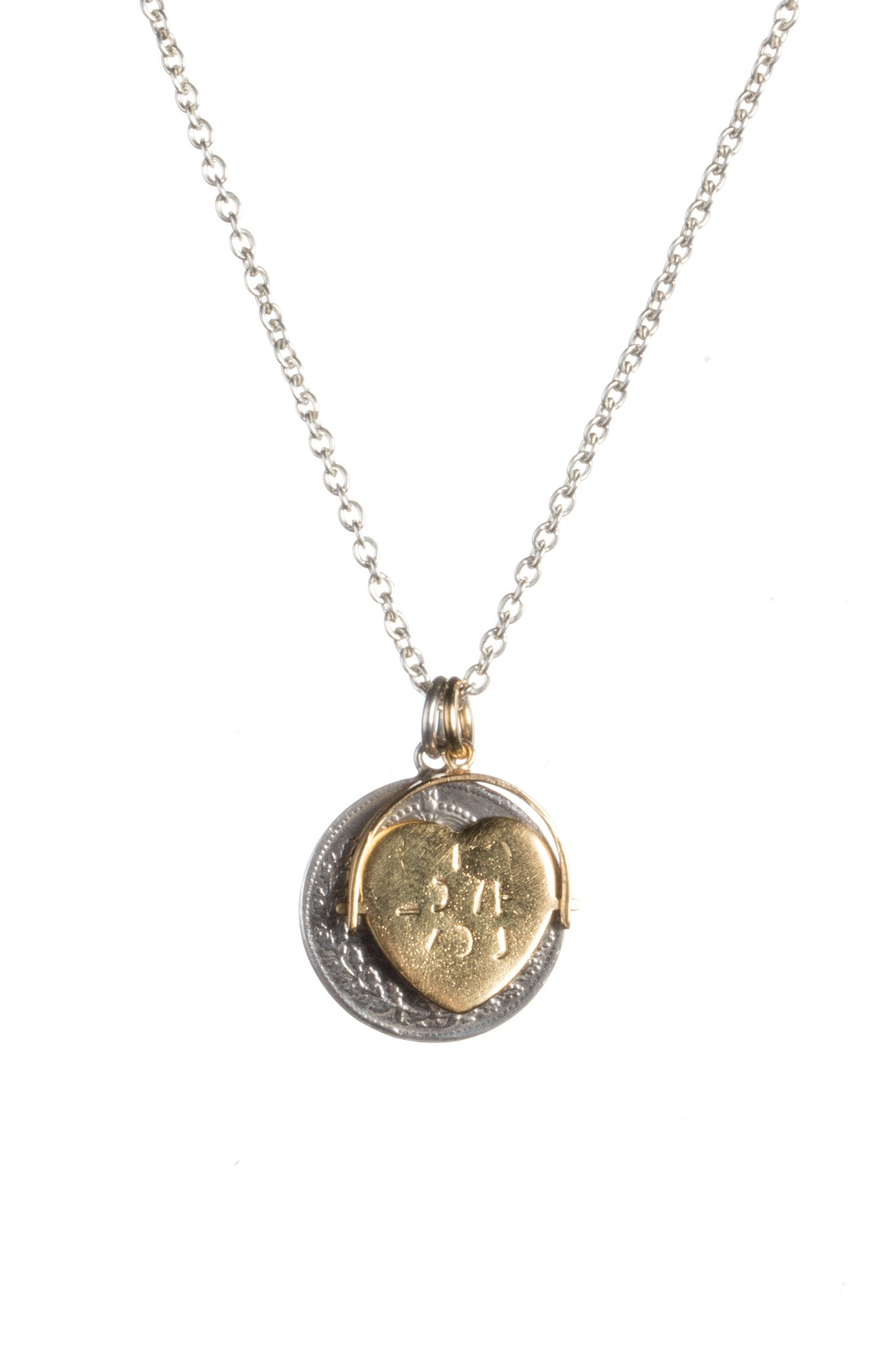 Victorian Silver Threepence Charm