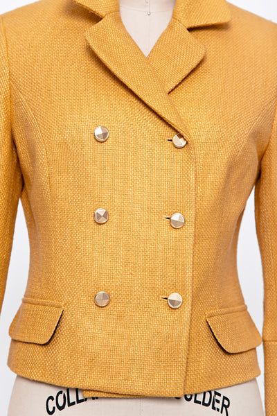 Audrey Jacket in Marigold