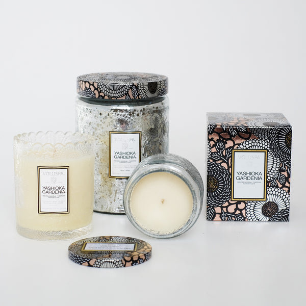 Yashioka Gardenia Petite Decorative Candle