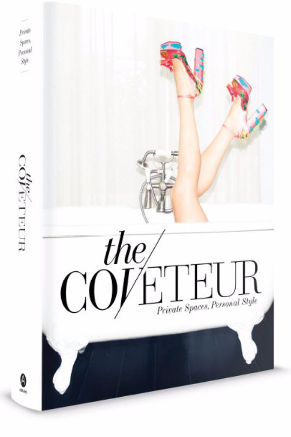 COVETEUR: PRIVATE SPACES, PERSONAL STYLE - Two Penny Blue