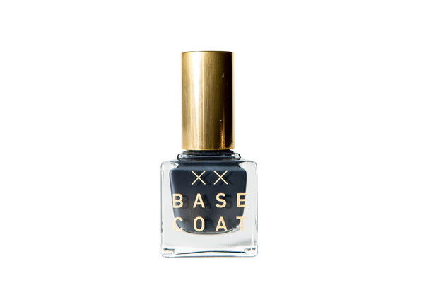Base Coat - Soot Nail Polish