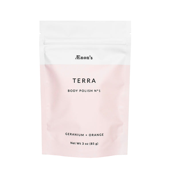AEnon's - Terra Sugar Body Polish No 1