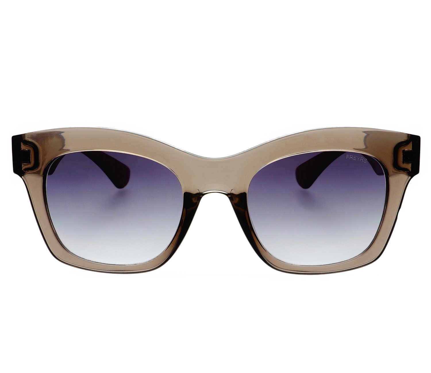 FREYRS Zoe Cat Eye Sunglasses - Two Penny Blue