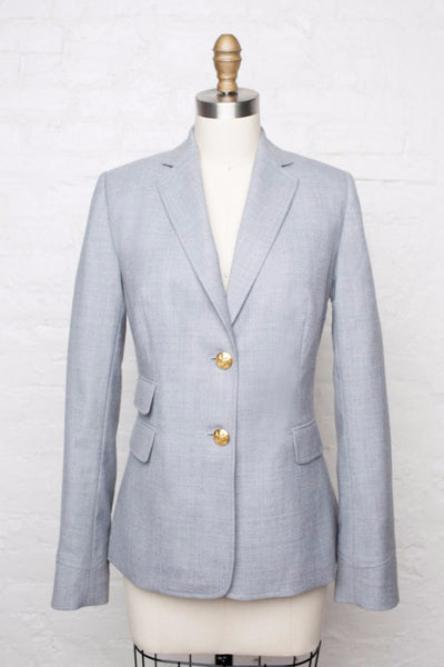 Baxter Blazer in Gray