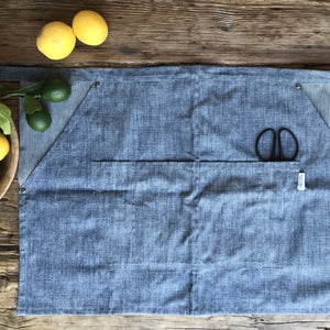 Sanctuary Canvas Half Apron