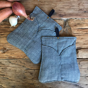 Sea Ranch Oven Mitt | Pot Holder