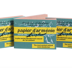 Paper of Armenia- Paper Incense