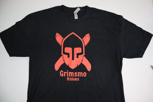 Grimsmo Knives T-Shirt - Black