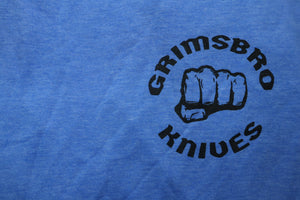 Grimsbro T-Shirt - Blue