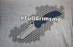 Full-Grimsmo T-Shirt - Grey