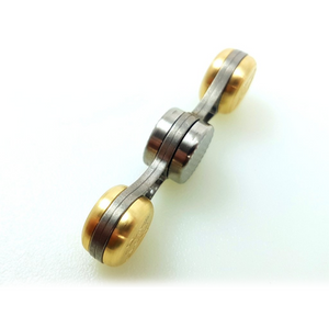 Bar Spinner - Silver Titanium