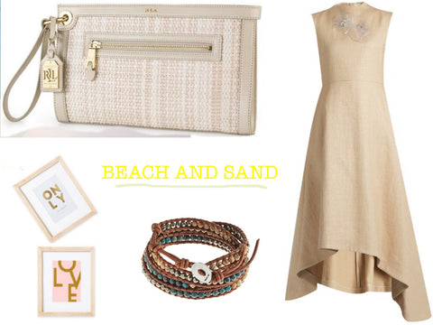Sunny Beach Getaway Accessories