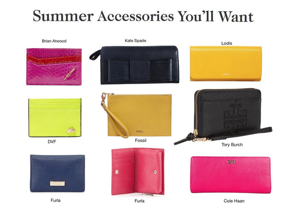 Stylish Small Accessories for Summer