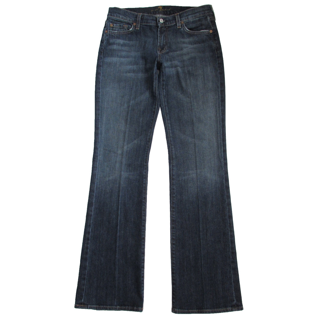 7 For All Mankind Women's Bootcut Denim