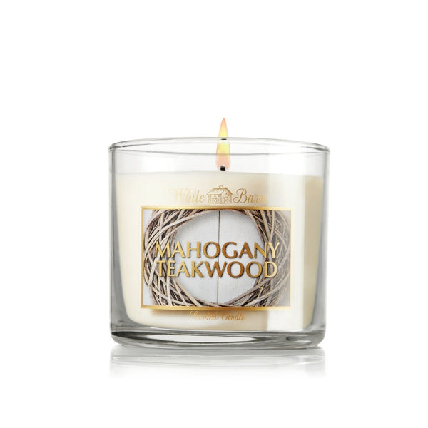 Bath & Bodyworks - White Barn Mahogany Teakwood