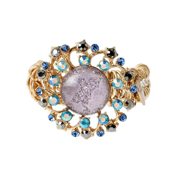 Betsey Johnson Star Gazer Bracelet