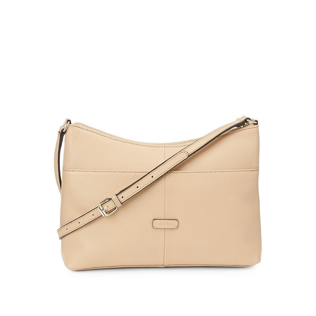 Calvin Klein Scarlett Lock Crossbody Back View