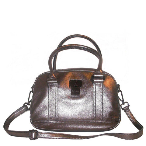 Calvin Klein Monterey Leather Satchel