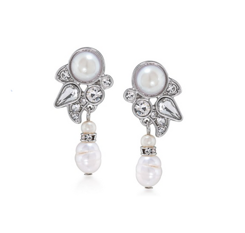 Carolee Pearl Drop Earring