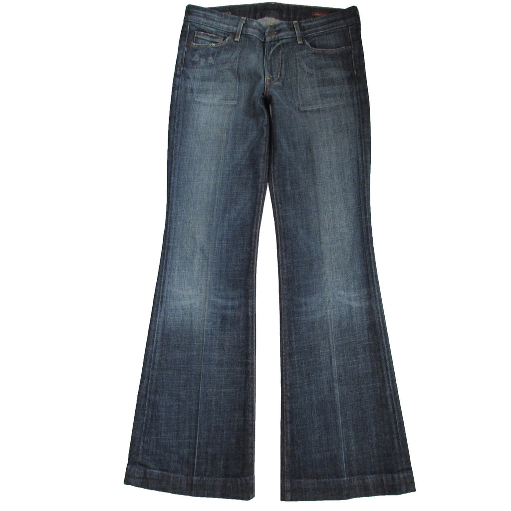 Citizens of Humanity Faye Stretch Wide Leg Denim