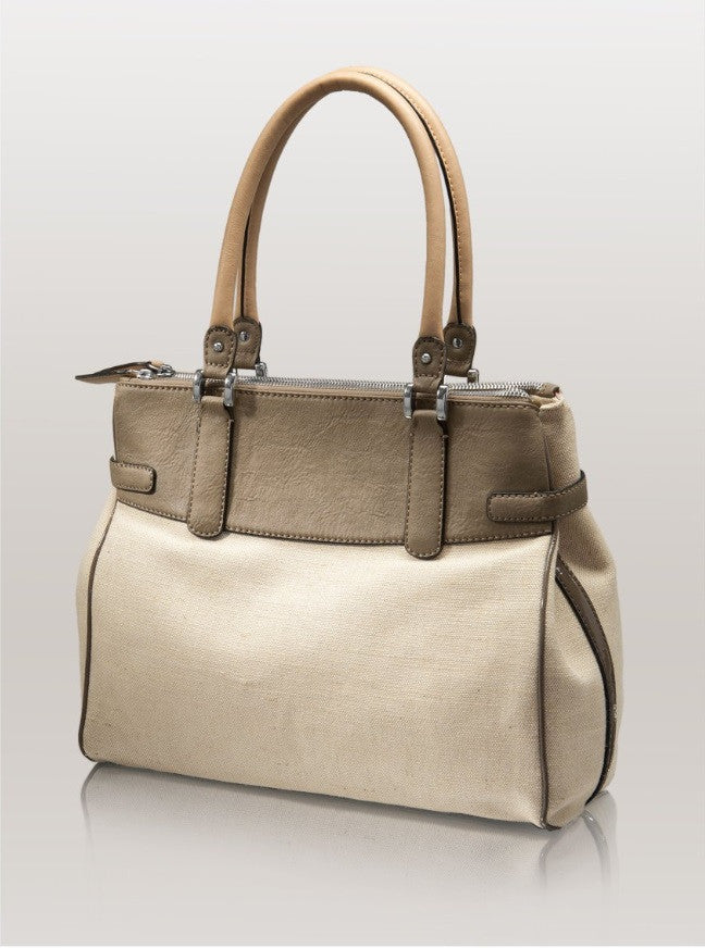 Guess Avera Satchel Rear View