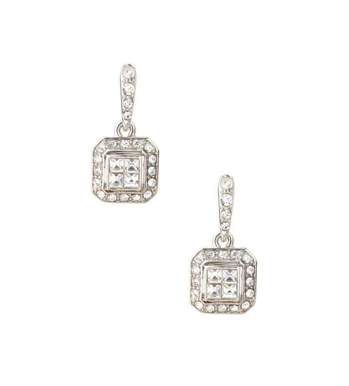 Carolee Lux Hallie Deco Pierced Earring