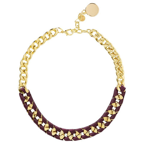 Jessica Eliott Hudson Collar Necklace
