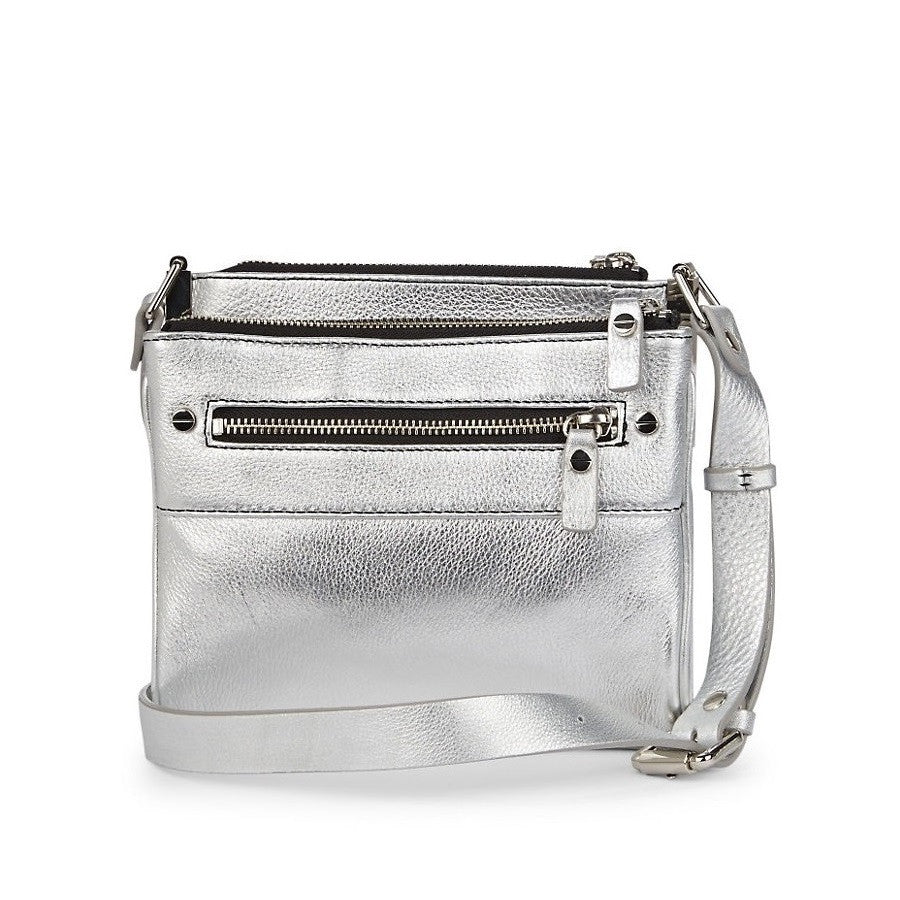 KENNETH COLE Morning Side Leather Crossbody - Back View