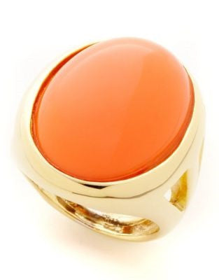 Kenneth Jay Lane Cocktail Ring Large Picture
