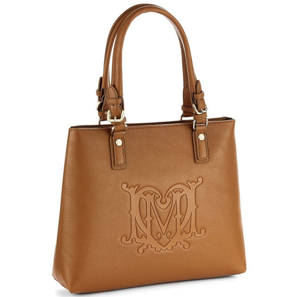 LOVE MOSCHINO Embossed Leather Handbag