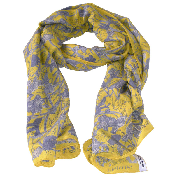 Satya Paul Printed Scarf Wraped Look