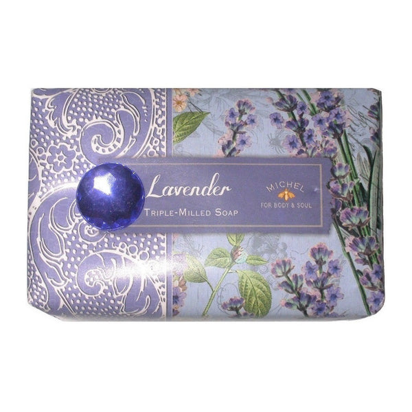 Scented Large Lavender Soap