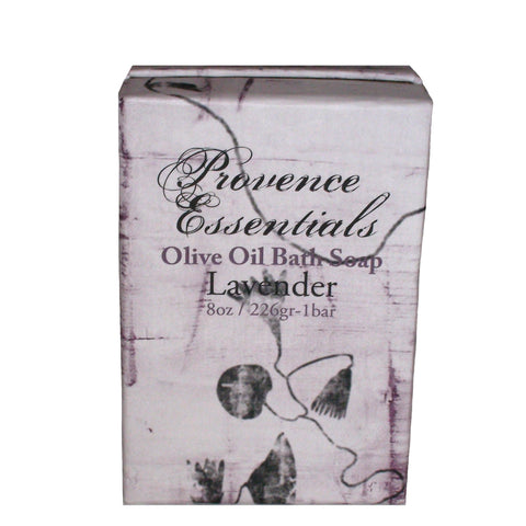 Scented Lavender Olive Oil Soap By Provence Essentials