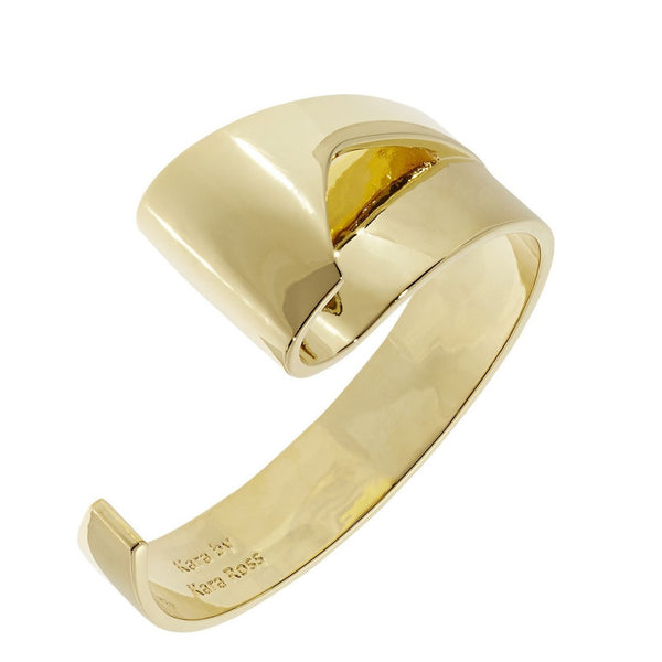 KARA ROSS Soft Folded Cuff