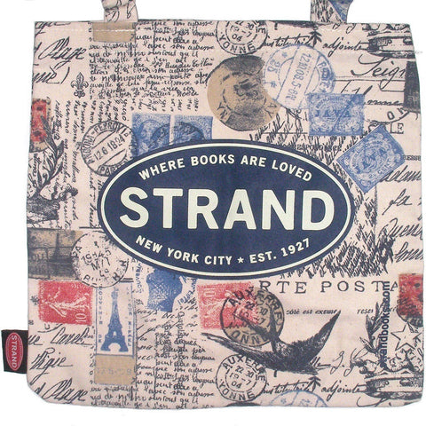 Studio Strand Paris Postage Tote Bag