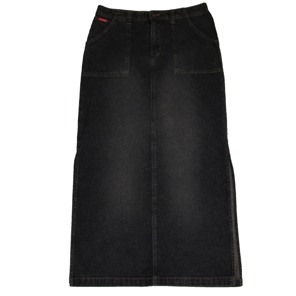 Unionbay Denim Skirt Front Look