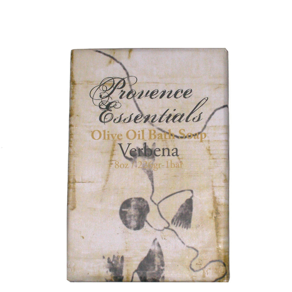 Scented Verbena Olive Oil Soap by Provence Essentials