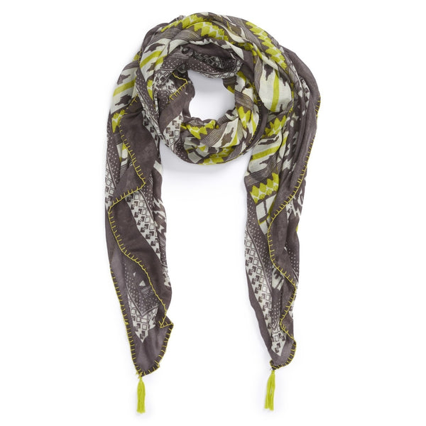 Vince Camuto Graphic Wrap