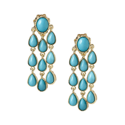 Banana Republic Raindrop Statement Earring