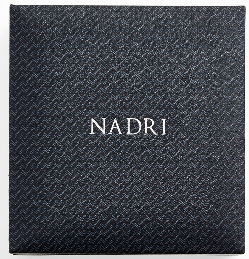 Nadri Signature Box For Nadri Open Heart Pendant Necklace