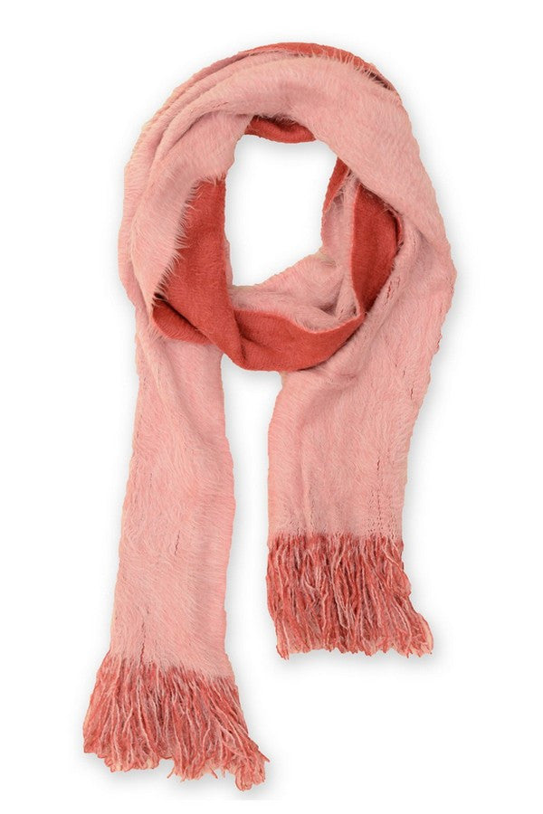 PRETTY IN PINK TWO WAY SCARF
