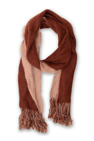 Tassel Two Way Scarf