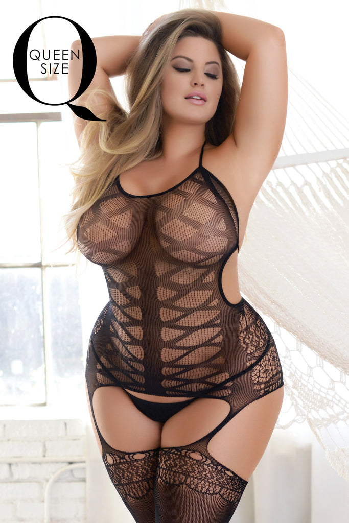 plus size intimate clothing