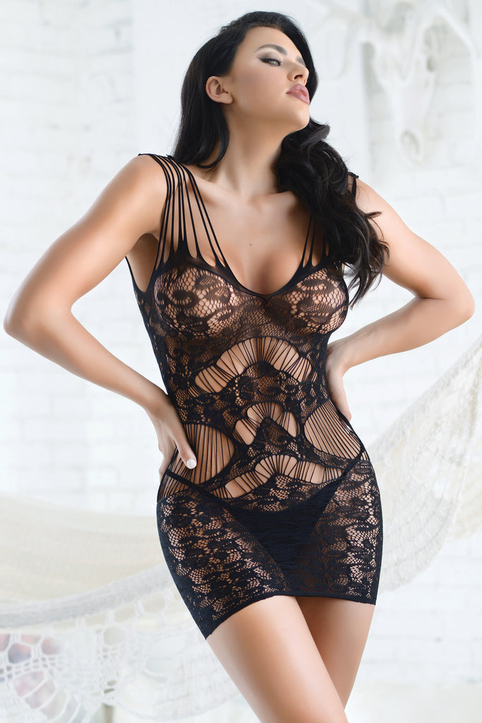 Sexy erotic fishnet bodystocking for women sex