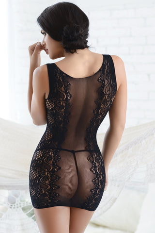 Lady In The Street Bodystocking