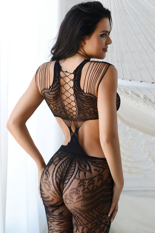 Exotic Instinct Fishnet Bodystocking
